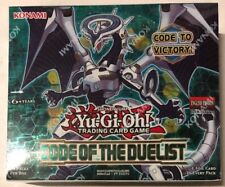 Yugioh Code Of The Duelist 1st Edition 24-count Booster Box Card Game TCG CCG