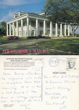 1994 GOVERNORS MANSION BATON ROUGE LOUISIANA UNITED STATES COLOUR POSTCARD