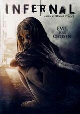 NEW HORROR DVD // INFERNAL //  A FILM BY  BRYAN COYNE // EVIL HAS CHOSEN