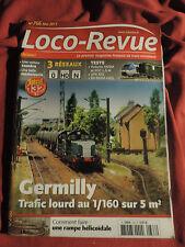 loco revue n 766 COURSON MAGNY 63000 PIKO FALLER LS MODELS CAMERA BB 66000 AMJL