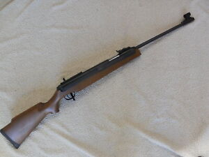 Super Max Mod SM1000 Diana 52 Replica in .177 cal Side Lever action