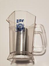 Miller Lite Beer Polar Pitcher