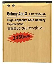 Battery for Samsung Galaxy Ace 3 S7275 Ace3 LTE 4G S7270 Gold Replacement