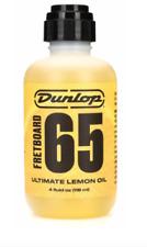 More details for dunlop ultimate lemon oil - guitar polish 4oz 6554