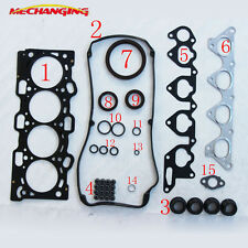 4G94 FOR MITSUBISHI PAJERO TR4 (H7_W, H6_W) 2.0 4WD Cylinder haed gasket set