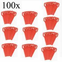 100 lames de rechange pour coupe-bordures sans fil  FRTA 20 A1 IAN 2822