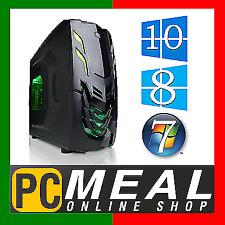 INTEL Core i7 8700 Max 4.6GHz GAMING COMPUTER 1TB 8GB DDR4 HDMI Quad Desktop PC