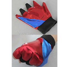 New Movie Suicide Squad Harley Quinn Joker Costume Fancy Party Cosplay Gloves