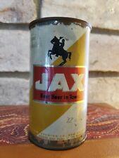 Jax beer 12 ounce flat top beer 60 Year. New Orleans Louisiana