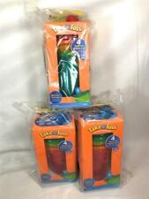 New Lot of 3 The First Years Take & Toss Spill-Proof Sippy Cups, 10oz., 4 Count
