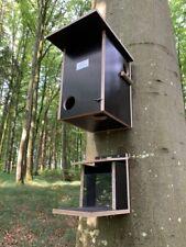 Eichhörnchenkobel + Eichhörnchenfütterung Kombi  016.011