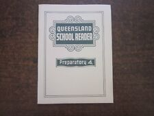 QUEENSLAND SCHOOL READER PREPARATORY 4 Vintage Softcover Readers Book Dept Ed