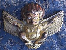 Antique Museum Quality Tibetan Very Old Garuda Rupa, Nepal