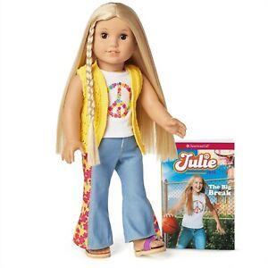 American Girl Julie - Genuine ( See Description ) & Top Seller