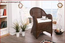 Stühle im Kolonialstil aus Massivholz