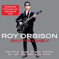 Roy Orbison - Only The Lonely [The Best Of / Greatest Hits] 2CD NEW/SEALED