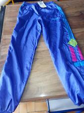 NEUF PANTALON ADIDAS TOILE Vintage 80'S Pants Tracksuit - 152/12 ans