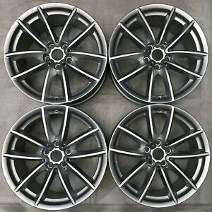 4 Orig BMW Alloy Wheels Styling 618 8.5Jx18 ET44 6880684 X5 G05 X6 G06 FB598