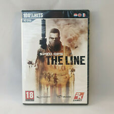 PC DVD-Rom - Spec Ops The Line NEW SEALED