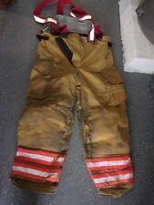 GLOBE FIRE FIGHTER BUNKER GEAR PANTS 38 X 30