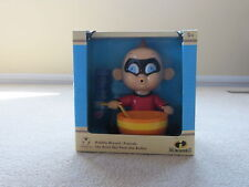 NEW NIB Disney Store Baby Jack Jack Incredibles Bubble Blower