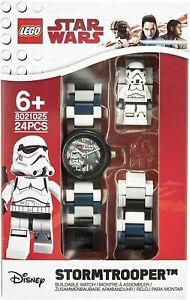 Lego Star Wars Stormtrooper Watch - 8021025 (Brand New)