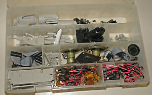 BIG LOT of Macintosh Portable Small Parts -- Check it out!
