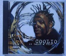 It Takes a Thief by Coolio (CD, Dec-2003, Tommy Boy) FREE 1ST CLASS MAILING