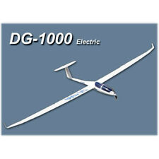 DG-1000 Electric Glider 2630mm ARF with Motor Propeller R/C Fiberglass Sailplane