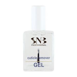 SNB Professional Cuticle Remover Gel 15ml / 0.5oz