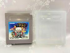 Nintendo Game Boy Akumajou Special Boku Dracula kun Kid Dracula GB Japan C119