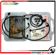 Kit tubi freno 4 Frentubo GILERA GP 800 2009/2010