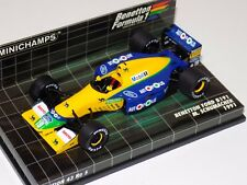 1/43 Minichamps F1 Benetton Ford B191  M.Schumacher from 1991