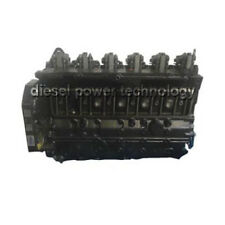 Cummins 6BT 5.9 Remanufactured Diesel Engine Long Block or 3/4 Engine