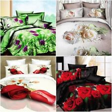 Floral Bedding Sets & Duvet Covers with Zip