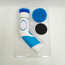 Submersible Kitchen Bath Cleaning Handy Power Scrubber Electric Cleaning Brush