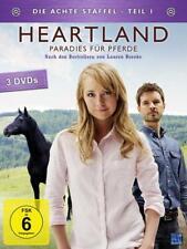 Heartland - Paradies für Pferde - Staffel 8.1: Episode 1-9 [3 DVDs]
