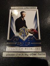 2015 AFL HONOURS 2 BROWNLOW GALLERY CARD BG61 DENIS RYAN