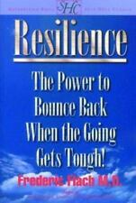 Resilience: How to Bounce Back When the Going Gets Tough!-ExLibrary
