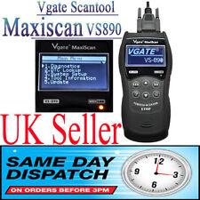 Vgate Vs890 Maxiscan Hand Hold código de avería de diagnóstico Lector Scanner Obd2 Can Bus