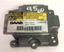 SAAB 9-3 93 Safety SRS Electronic Control Unit ECU 1998 - 2003 5018833