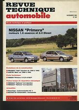 (7A)REVUE TECHNIQUE AUTOMOBILE NISSAN PRIMERA / AUSTIN MINI / PEUGEOT 405