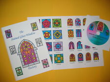 Modelling Stained Glass Windows