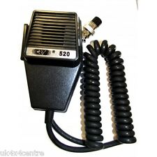 P4 CB Radio Replacement Hand Microphone Mic 4 Pin Plug Superstar / Cobra wired