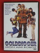 GOLDDIGGER MON AMI ROBOT