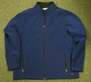 """NBA Royal Blue Insulated Jacket XL """" Made exclusively for NBA Tech Summit 2008 """""""