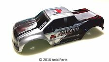 Redcat Volcano EPX Pro Body R1103 Silver/Black/Red 1/10 Monster Truck RTR