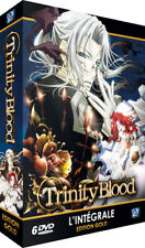 ★ Trinity Blood ★ Intégrale - Edition Gold - 6 DVD
