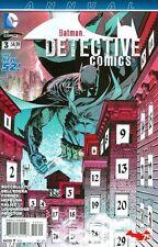 Batman Detective Comics Annual #3 (NM)`14 Buccellato/ Dell`edera