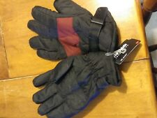 3M Thinsulate Gloves Red  One size fits all